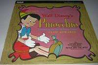 PINOCCHIO PINOCCHIO NARRATED BY THE VOICE OF JIMINY CRIKET (CLIFF EDWARDS)