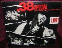 38 SPECIAL AT THE RAINBOW MUSIC HALL - MARCH 26, 1980