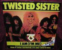 Twisted Sister - I Am (i'me / Tear It Loose / Destroyer / It's Only Rock 'n Roll)