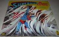 SUPERMAN SUPERMAN DE KRYPTON A LA TERRE RACONTE PAR FRANCOIS CHAUMETTE