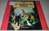 TINTIN / HERGE / ANDRE POPP TINTIN - LE TEMPLE DU SOLEIL