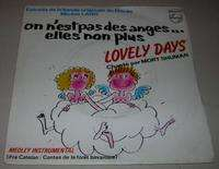 Mort Shuman - On N'est Pas Des Anges?elles Non Plus (lovely Days / Pre Catelan)
