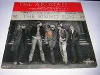 ANIMALS the house of the rising sun / talkin about you / gonna send you back to walker / baby let me take yo