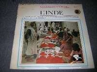 INDE - VARIOUS ARTISTS richesse du folklore n°6 - l'inde
