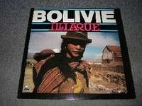 BOLIVIE illiaque