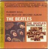BEATLES RUBBER SOUL / SECOND ALBUM