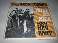 AMEN CORNER half as nice / Hey Hey Baby