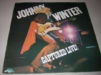 Johnny Winter - Captured Live! Single
