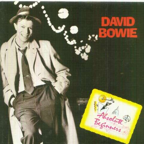 David Bowie - Absolute Beginners/(dub Mix) Record