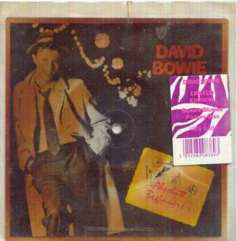 David Bowie - Absolute Beginners/(dub Mix) LP