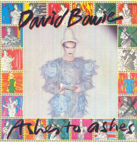 Ashes To Ashes/move On - David Bowie