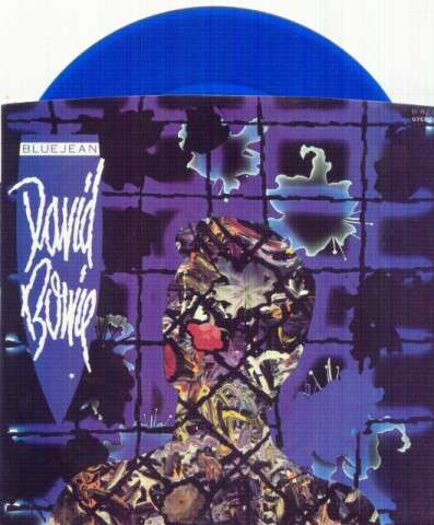 Blue Jean/dancing With The Boys - David Bowie
