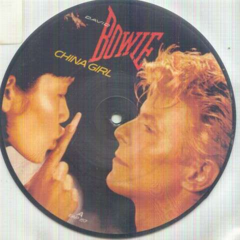 David Bowie - China Girl/shake It Album