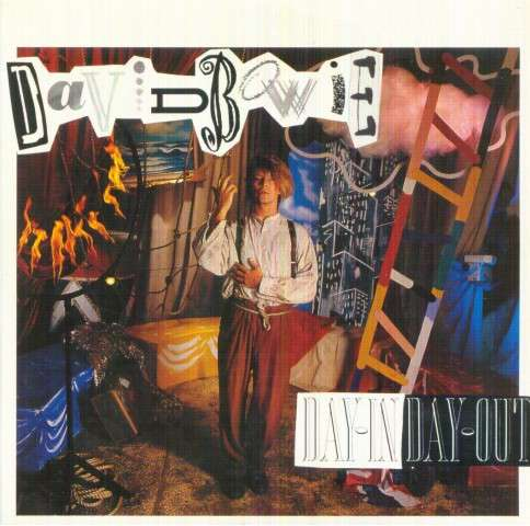 David Bowie - Day In Day Out/julie