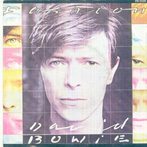 Fashion/scream Like A Baby - David Bowie