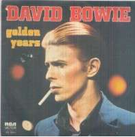 Golden Years/can You Hear Me - David Bowie