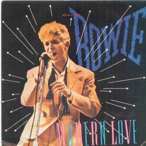 David Bowie - Modern Love/(live)