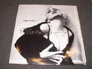 Madonna - Rescue Me(sos Mix/...(lifeboat Vocal)/...(houseboat Vocal))