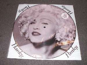 Hanky Panky(bare Bottom 12'' Mix/...(bare Bones Single Mix)/more) - Madonna