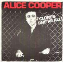 ALICE COOPER clones (we're all)/model citizen