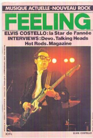 FEELING N°7 ELVIS COSTELLO