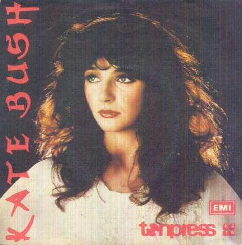 Kate Bush - Man With The Child / In His Eyes
