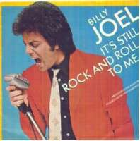 Billy Joel - It's Still Rock And Roll To Me/through The Long Night