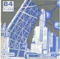 84 FLESH d-section/salted city