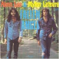 ALVIN LEE & MYLON LEFEVRE fallen angels/riffin'