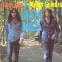 ALVIN LEE & MYLON LEFEVRE fallen angels/riffin'