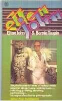 ELTON JOHN ELTON JOHN & BERNIE TAUPIN (RARE PAPER BOOK )