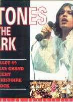 Rolling Stones - The Stones In The Park (5 Jullet 69, Le Plus Grand Concert De L'histoire Du Rock)