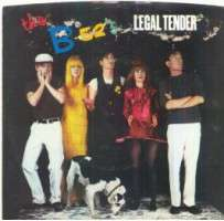 B-52's - Legal Tender/moon 83