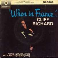 Cliff Richard With The Shadows - When In France/la Mer/boum/j'attendrai/c'est Si Bon