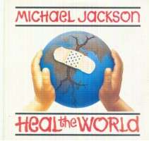 Michael Jackson - Heal The World (7 Edit/she Drives Me Wild)