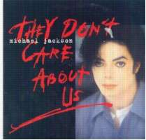 Michael Jackson - They Don't Care About Us (lp Edit/... (love To Infinity's Walk In The Park Radio Mix))