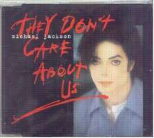Michael Jackson - They Don't Care About Us (lp Edit/+ 5 Different Mixes)