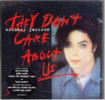 Michael Jackson - They Don't Care About Us (single Version/+ 5 Different Mixes/rock With You (7'45)/earth Song (7'55)
