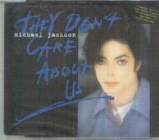 Michael Jackson - They Don't Care About Us(single Version/?(track Masters Remix)/?(charles Full Joint Remix)/beat It)