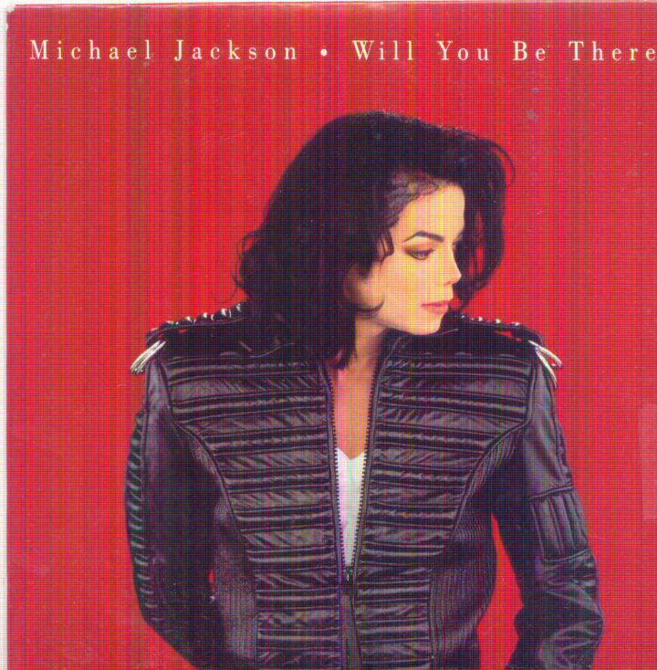 Michael Jackson - Will You Be There (edit / Girlfriend)