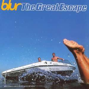 Blur - Great Escape LP
