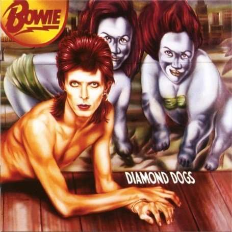 David Bowie - Diamond Dogs [ecd]