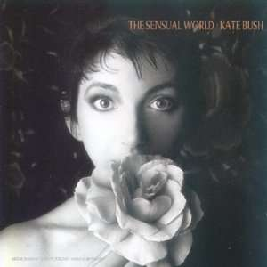Kate Bush - The Sensual World Single