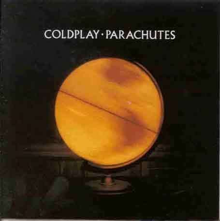 COLDPLAY - Parachutes - A Rush Of Blood To The