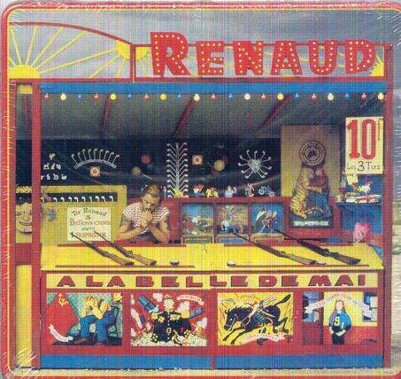 Renaud a la belle de mai records vinyl and cds hard to - Renaud le blues de la porte d orleans ...