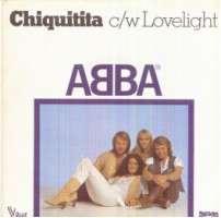 ABBA Chiquitita/lovelight