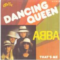 Abba - Dancing Queen/that's Me Record