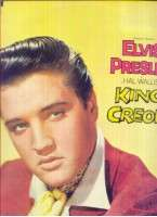 Elvis Presley - King Creole (soundtrack)