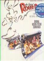 ALAN SILVESTRI WHO FRAMED ROGER RABBIT (WITH POSTER)