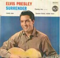 Elvis Presley - Surrender/lonely Man/flaming Star/summer Kisses Winter Tears